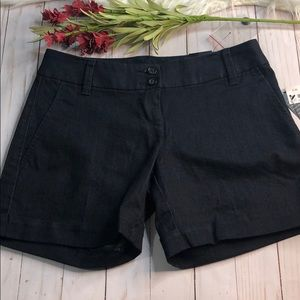 The Limited tailored shorts size 0 NWT